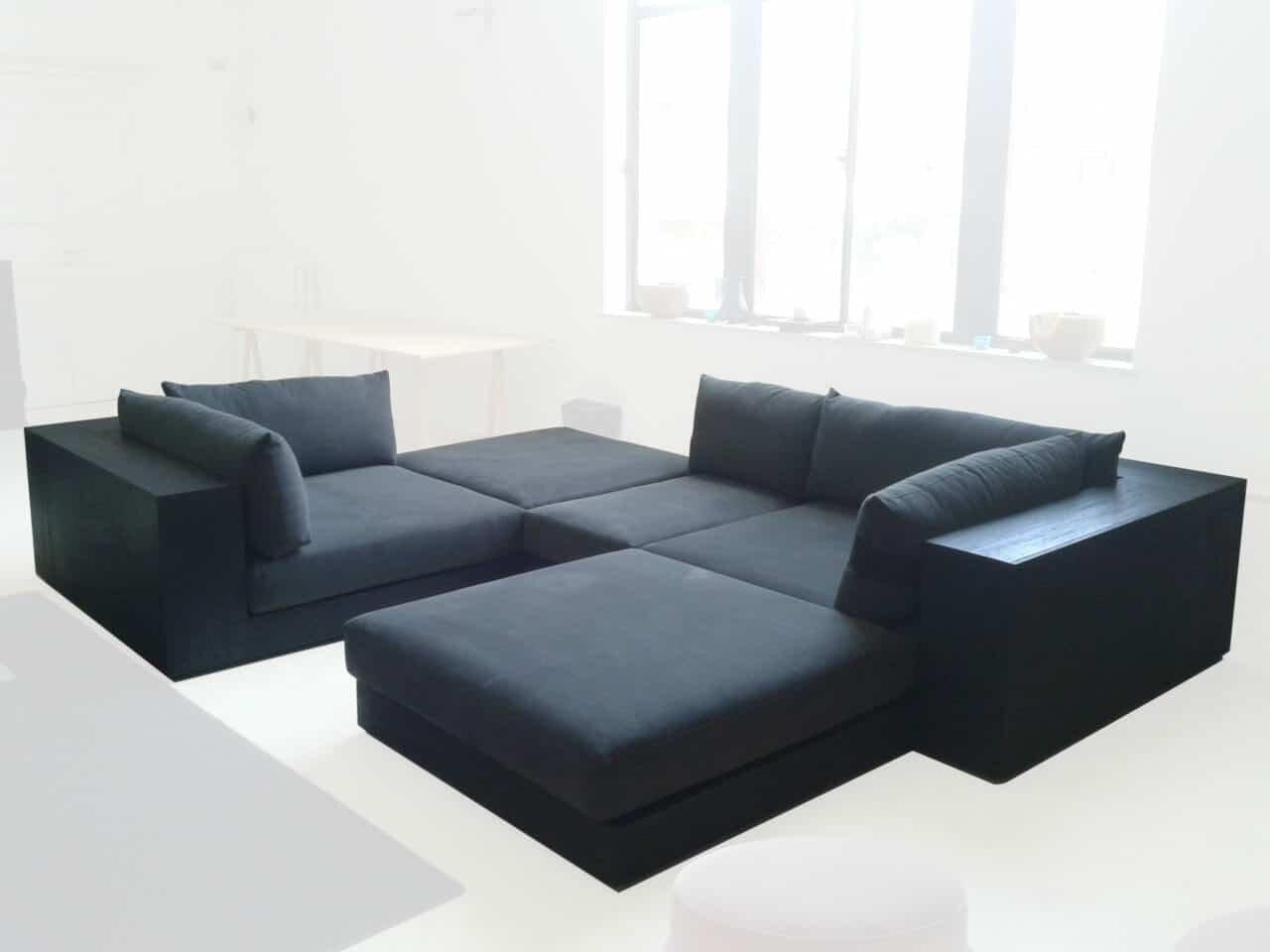 Divani e letti su misura abiesse divani e poltrone - Divano letto rotondo ...