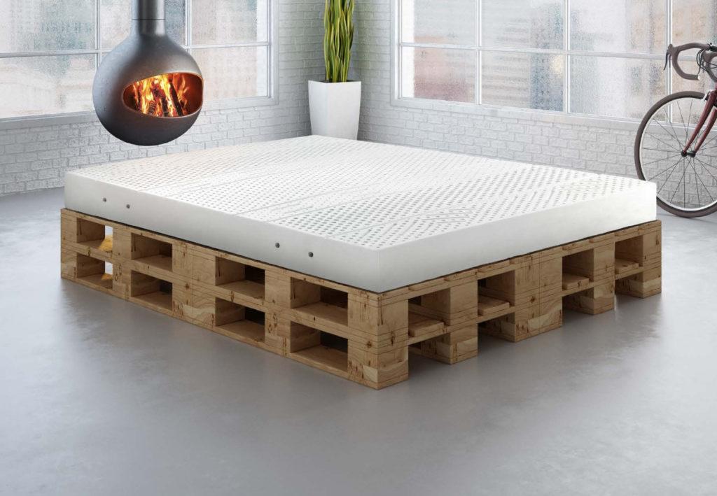 Materassi in lattice per letti