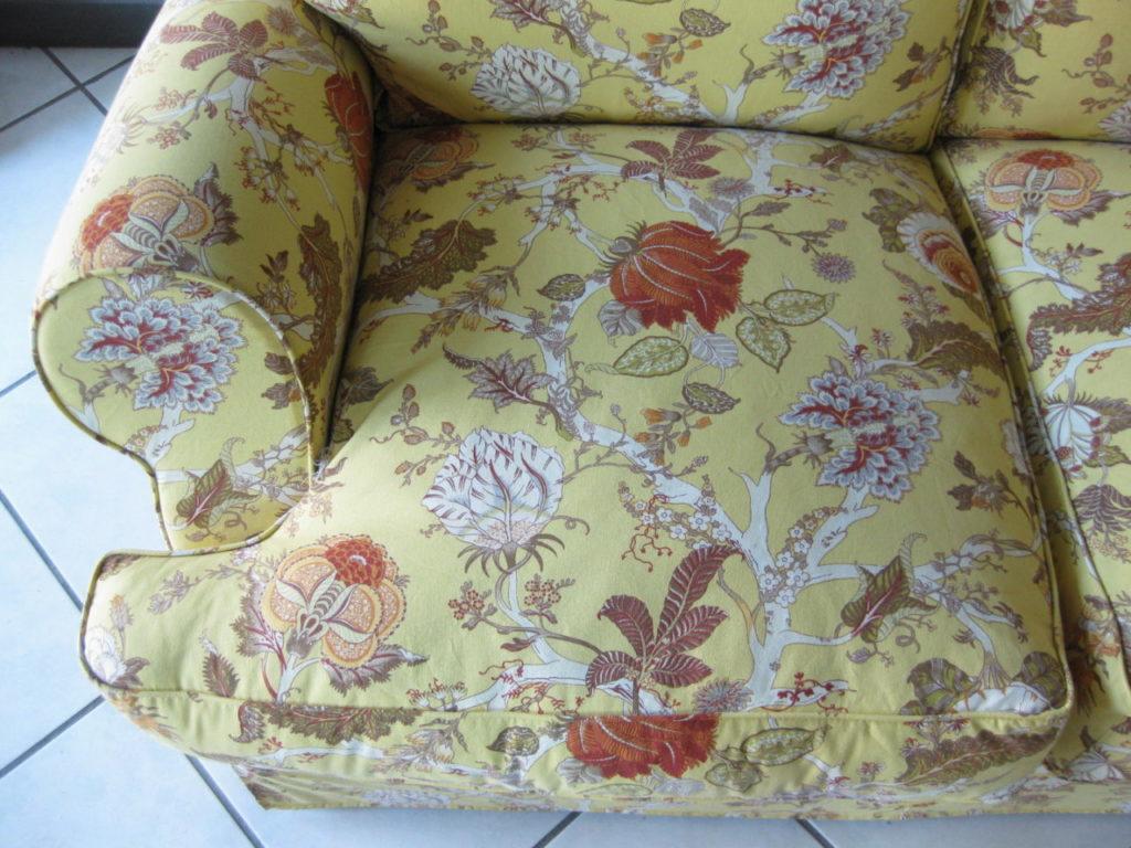 Armrest sofa