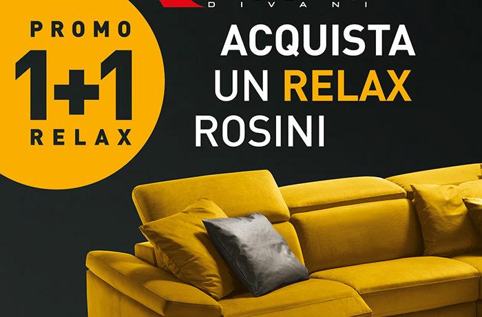 Divani relax Rosini