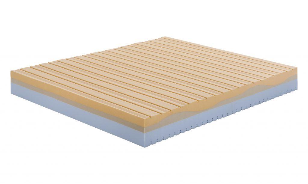 Interno materasso in memory foam modello Milano