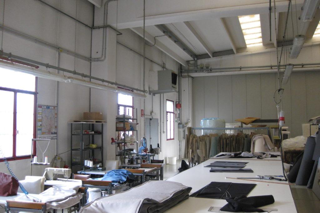 Factory Sofas Seregno