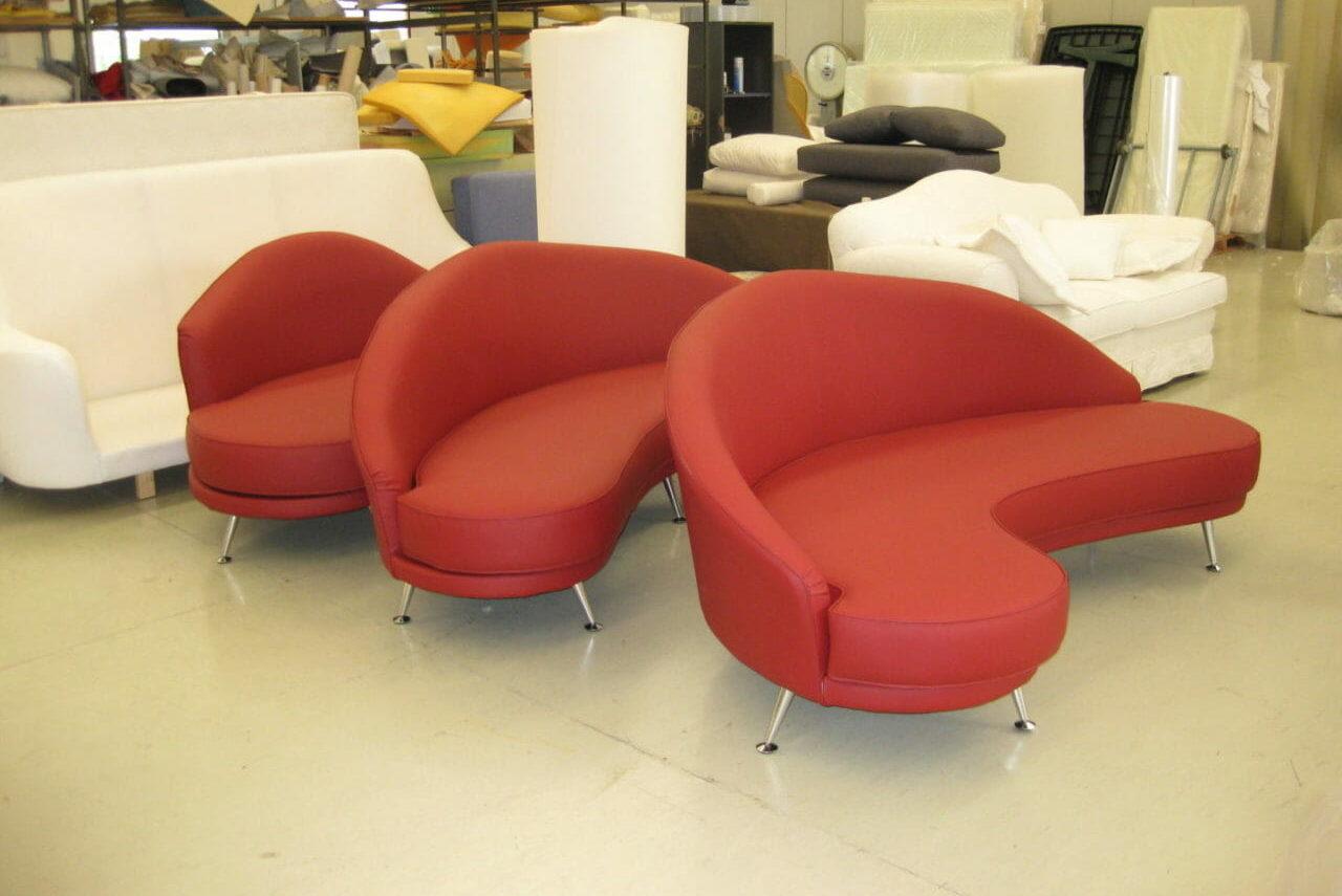 divani anni '50