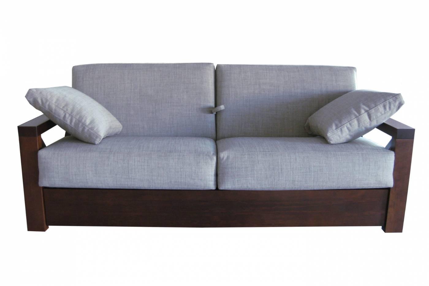 Divano Letto Rustico : Divano letto rustico lisbona abiesse divani